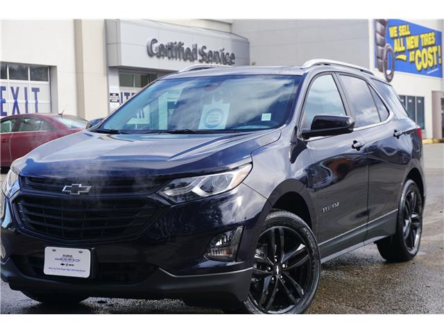 2021 Chevrolet Equinox LT (Stk: 21-132) in Salmon Arm - Image 1 of 24