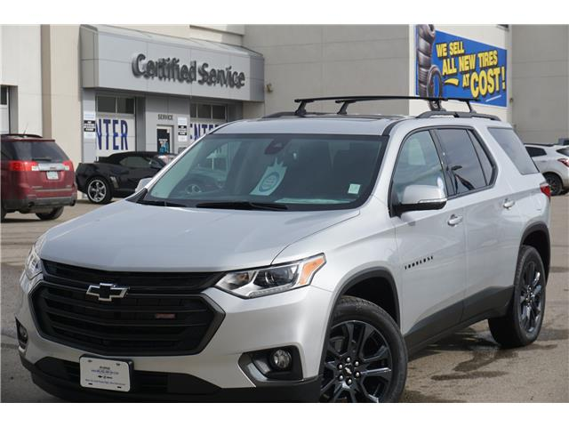 2021 Chevrolet Traverse RS (Stk: 21-159) in Salmon Arm - Image 1 of 26