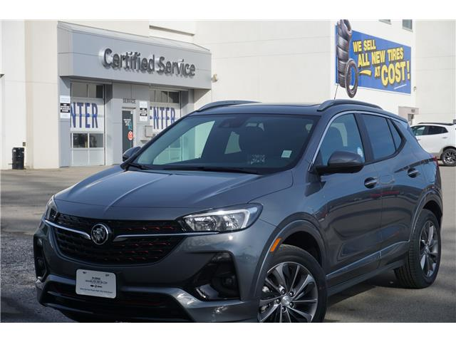2021 Buick Encore GX Select (Stk: 21-093) in Salmon Arm - Image 1 of 24