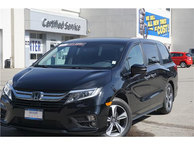2019 Honda Odyssey EX (Stk: P3667A) in Salmon Arm - Image 1 of 30