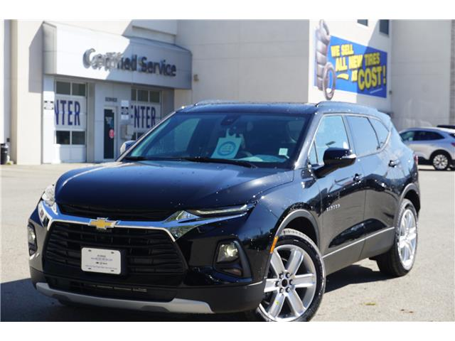 2021 Chevrolet Blazer True North (Stk: 21-150) in Salmon Arm - Image 1 of 22