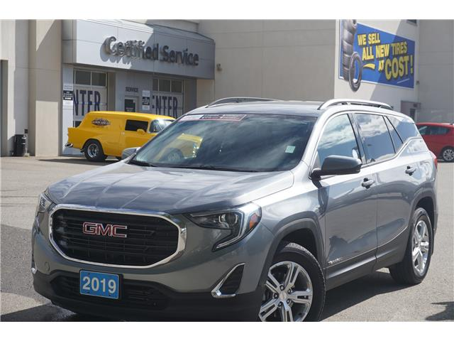 2019 GMC Terrain SLE (Stk: 21-174B) in Salmon Arm - Image 1 of 24