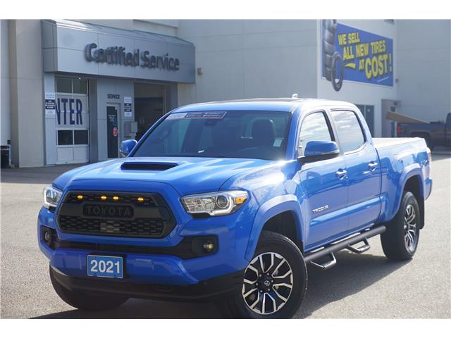 2021 Toyota Tacoma Base (Stk: 21-207A) in Salmon Arm - Image 1 of 26