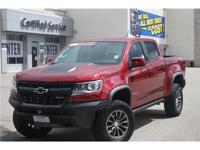 2019 Chevrolet Colorado ZR2 (Stk: 21-237A) in Salmon Arm - Image 1 of 27