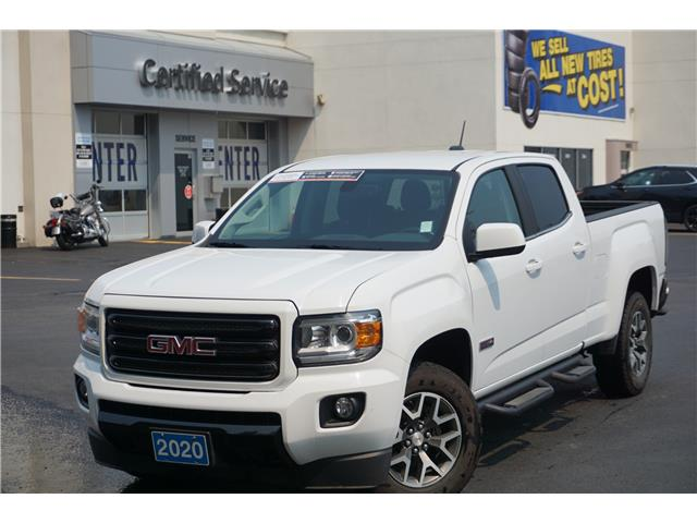 2020 GMC Canyon All Terrain w/Cloth (Stk: P3733A) in Salmon Arm - Image 1 of 26