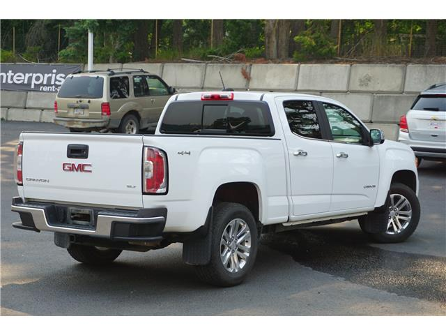 2016 GMC Canyon SLT (Stk: 21-267A) in Salmon Arm - Image 1 of 27
