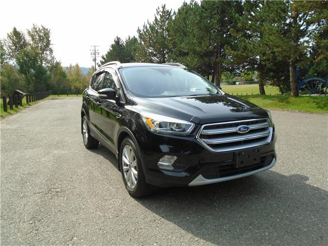 2017 Ford Escape Titanium (Stk: 19T136A) in Quesnel - Image 1 of 28