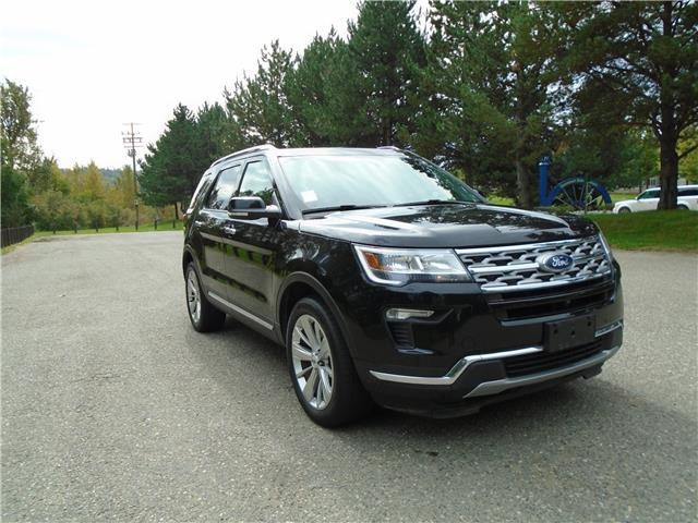 2019 Ford Explorer Limited (Stk: 9793) in Quesnel - Image 1 of 30