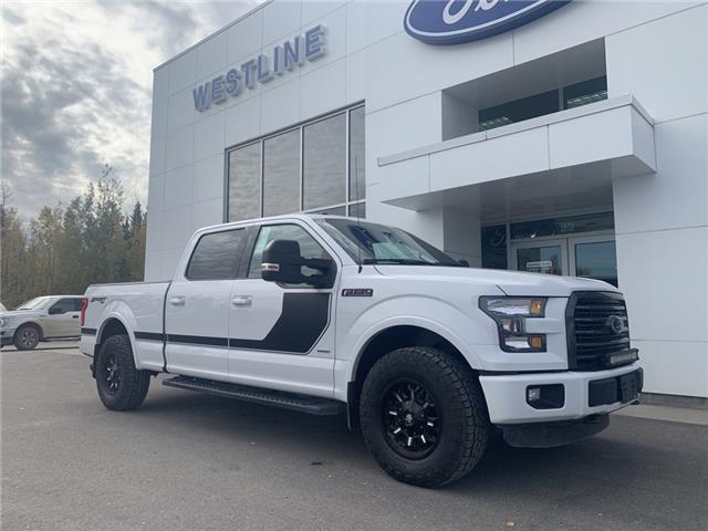 2016 Ford F-150 XLT (Stk: 4077A) in Vanderhoof - Image 1 of 11