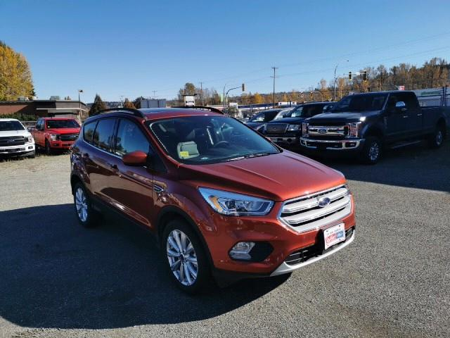 2019 Ford Escape SEL (Stk: 19T098) in Quesnel - Image 1 of 15