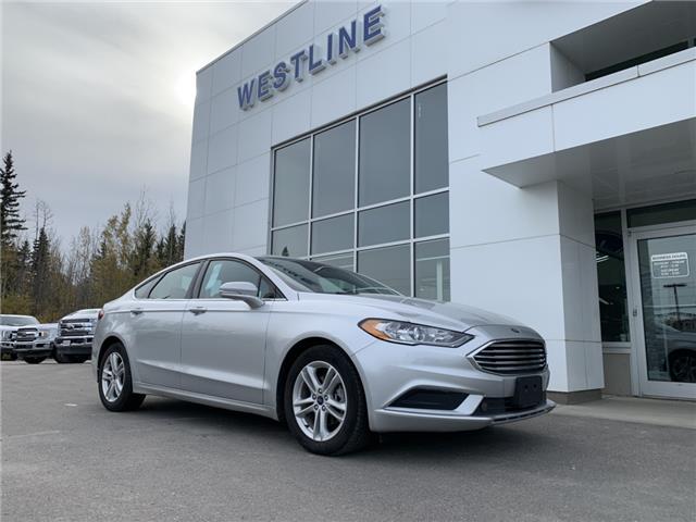 2018 Ford Fusion SE (Stk: 4198A) in Vanderhoof - Image 1 of 22