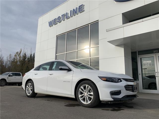 2018 Chevrolet Malibu LT (Stk: 4207A) in Vanderhoof - Image 1 of 21