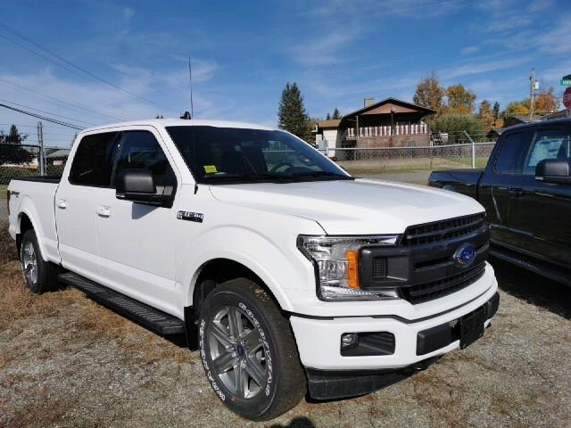 2019 Ford F-150 XLT (Stk: 19T156) in Quesnel - Image 1 of 14