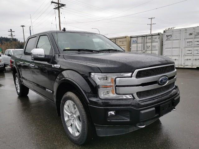 2019 Ford F-150 Platinum (Stk: 19T134) in Quesnel - Image 1 of 14