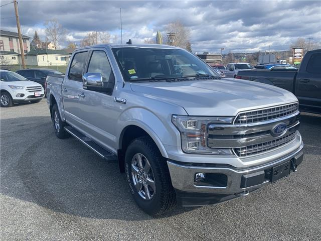 2019 Ford F-150 Lariat (Stk: 19T153) in Quesnel - Image 1 of 15