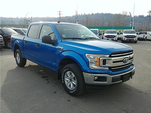 2019 Ford F-150 XLT (Stk: 19T221) in Quesnel - Image 1 of 14