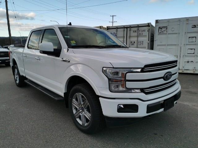 2019 Ford F-150 Lariat (Stk: 19T119) in Quesnel - Image 1 of 14