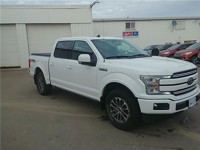2019 Ford F-150 Lariat (Stk: 19T142) in Quesnel - Image 1 of 18