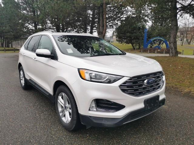 2019 Ford Edge SEL (Stk: 9807) in Quesnel - Image 1 of 27