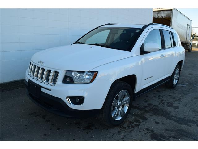 2016 Jeep Compass Sport/North (Stk: PO1824) in Dawson Creek - Image 1 of 12