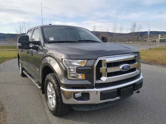2016 Ford F-150 XLT (Stk: 19T228A) in Quesnel - Image 1 of 24