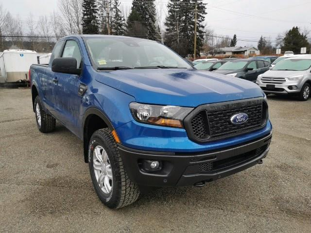 2019 Ford Ranger XL (Stk: 19T234) in Quesnel - Image 1 of 14