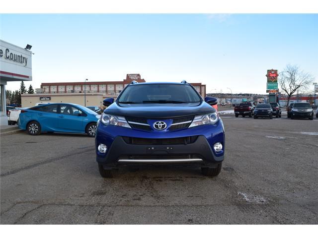 2015 Toyota RAV4 XLE (Stk: 2038A) in Dawson Creek - Image 2 of 12