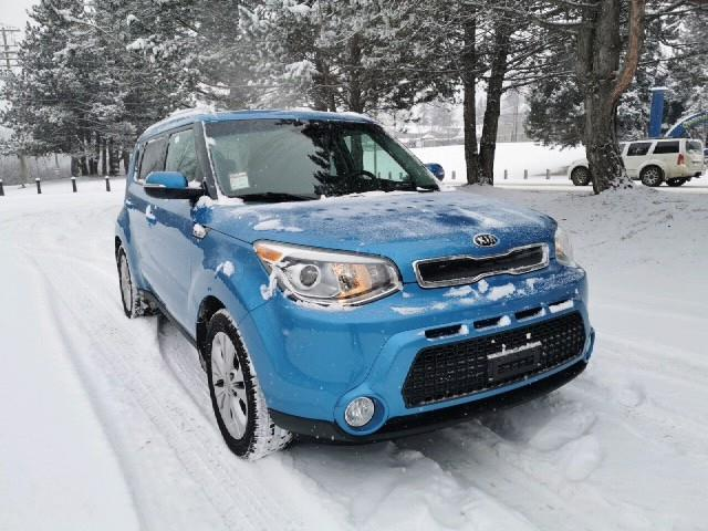 2016 Kia Soul  (Stk: 9814) in Quesnel - Image 1 of 24