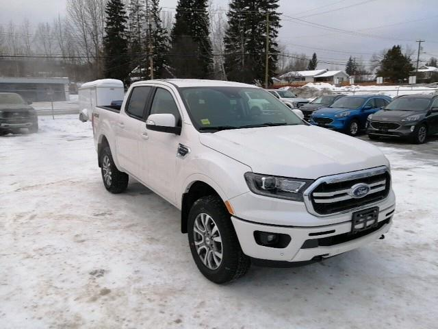 2019 Ford Ranger Lariat (Stk: 19T237) in Quesnel - Image 1 of 14