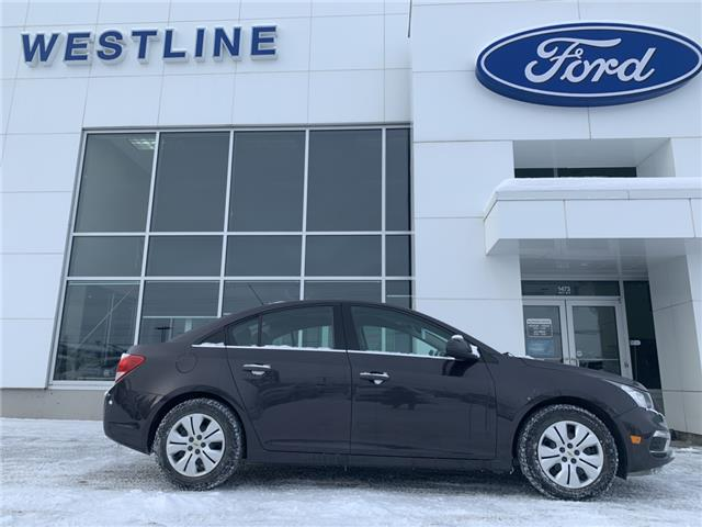 2016 Chevrolet Cruze Limited 1LT (Stk: 4129B) in Vanderhoof - Image 2 of 17