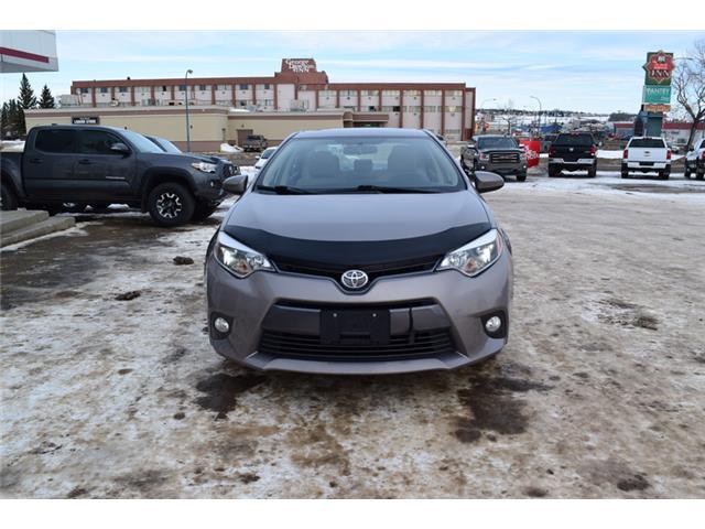 2015 Toyota Corolla LE (Stk: 2001AL) in Dawson Creek - Image 2 of 20