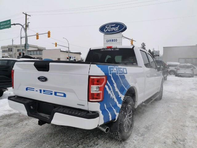 2019 Ford F-150 XLT (Stk: 19T083) in Quesnel - Image 1 of 16