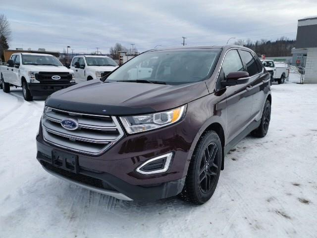 2018 Ford Edge Titanium (Stk: 20T032A) in Quesnel - Image 1 of 23