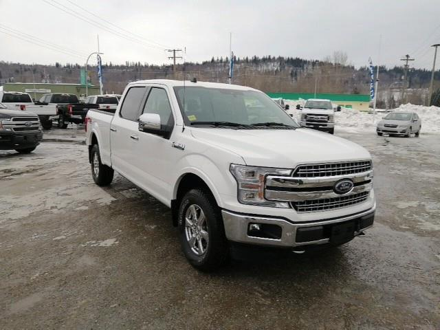 2020 Ford F-150 Lariat (Stk: 20T054) in Quesnel - Image 1 of 18