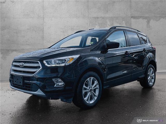 2019 Ford Escape SEL (Stk: 4800A) in Vanderhoof - Image 1 of 25