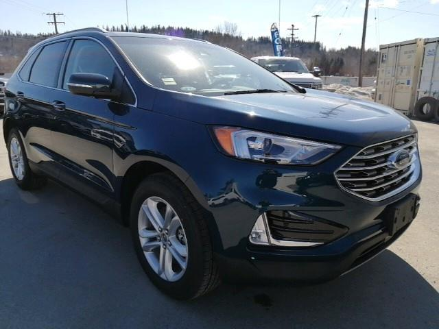 2020 Ford Edge SEL (Stk: 20T076) in Quesnel - Image 1 of 14