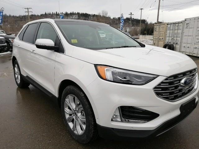 2020 Ford Edge Titanium (Stk: 20T075) in Quesnel - Image 1 of 16