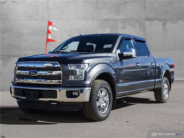 2016 Ford F-150 Lariat (Stk: PO1865) in Dawson Creek - Image 1 of 24