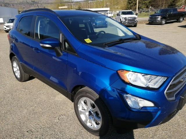 2020 Ford EcoSport SE (Stk: 20T091) in Quesnel - Image 1 of 15