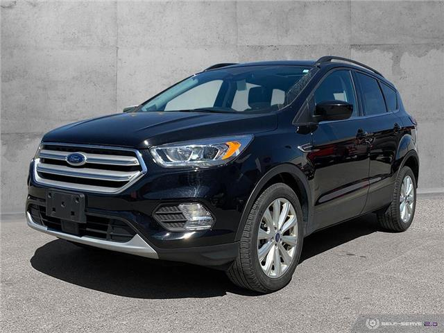 2019 Ford Escape SEL (Stk: 9833) in Quesnel - Image 1 of 25