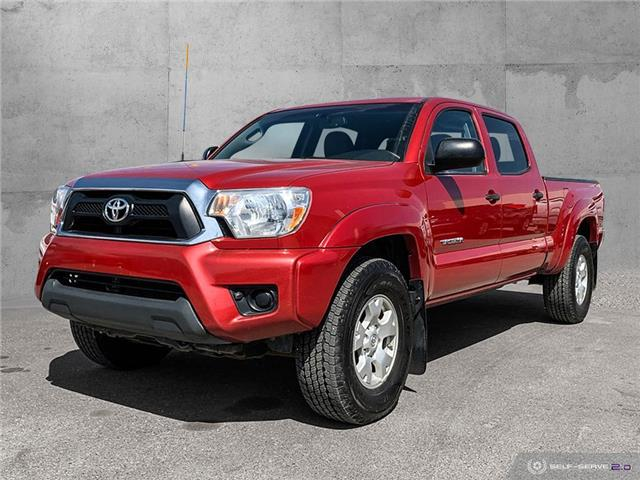 2015 Toyota Tacoma V6 (Stk: 9834) in Quesnel - Image 1 of 25