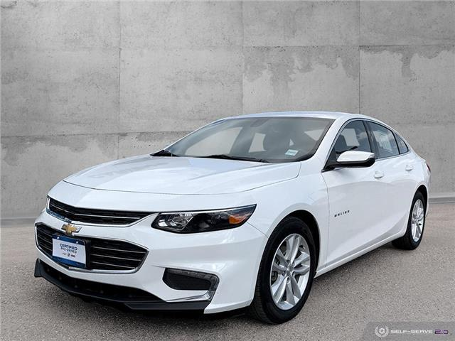 2018 Chevrolet Malibu LT (Stk: 6694) in Williams Lake - Image 1 of 24