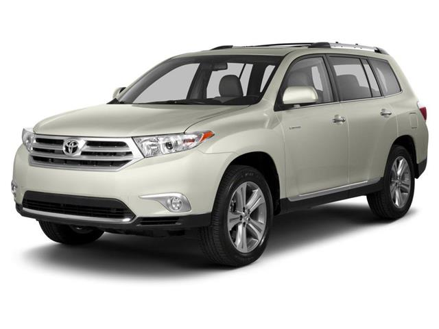 2013 Toyota Highlander V6 (Stk: 20T074B) in Williams Lake - Image 1 of 7