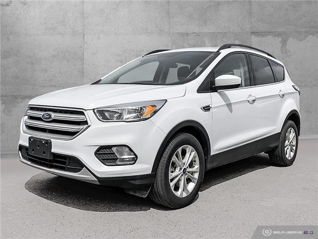 2018 Ford Escape SE (Stk: 9835) in Quesnel - Image 1 of 25