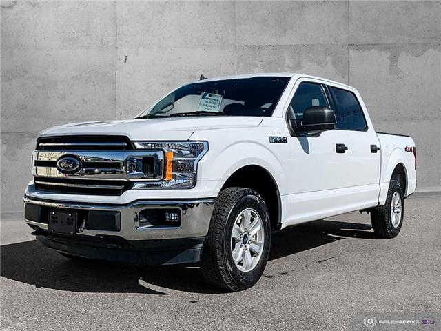 2020 Ford F-150 XLT (Stk: 9846) in Quesnel - Image 1 of 25