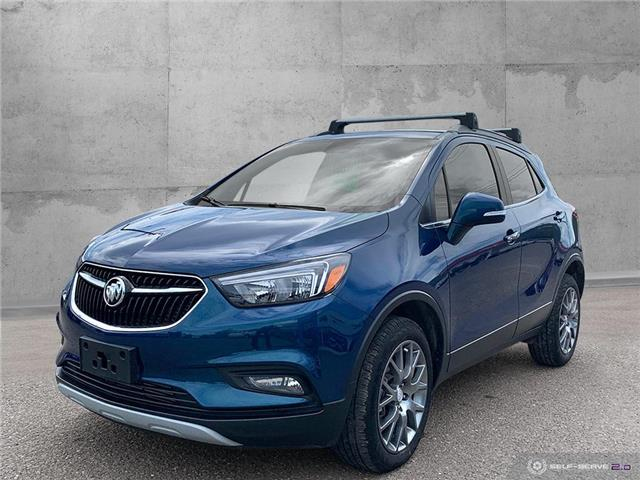2019 Buick Encore Sport Touring (Stk: 20T098A) in Williams Lake - Image 1 of 24