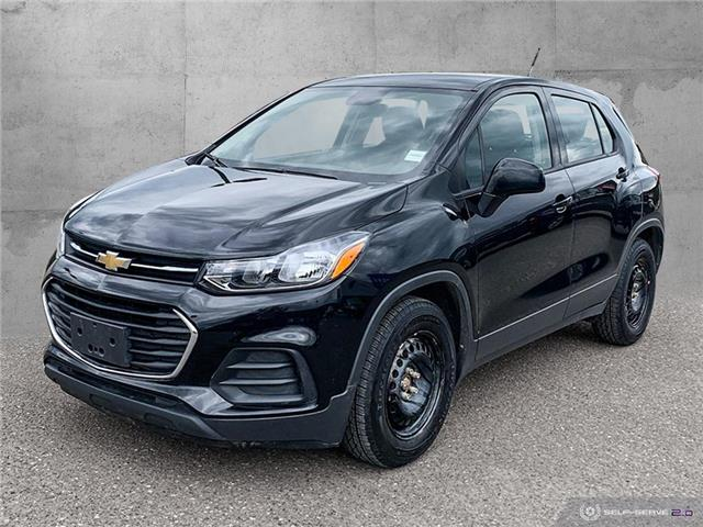2018 Chevrolet Trax LS (Stk: 19T200A) in Williams Lake - Image 1 of 23