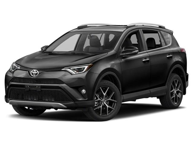 2017 Toyota RAV4 SE (Stk: PO1897) in Dawson Creek - Image 1 of 9