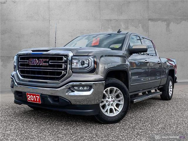 2017 GMC Sierra 1500 SLE (Stk: 8724) in Quesnel - Image 1 of 25