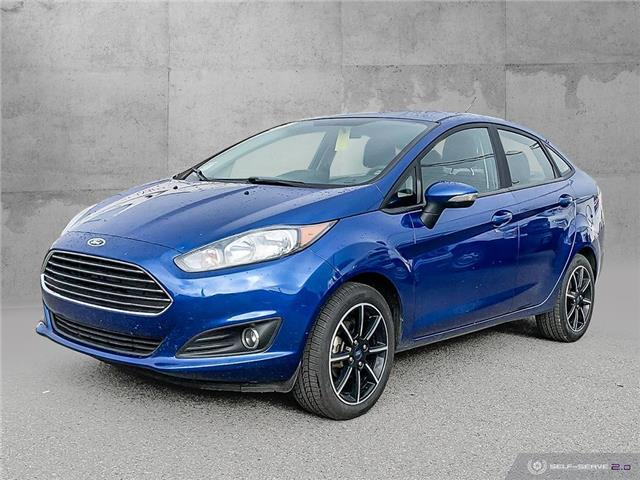 2019 Ford Fiesta SE (Stk: 9853) in Quesnel - Image 1 of 25